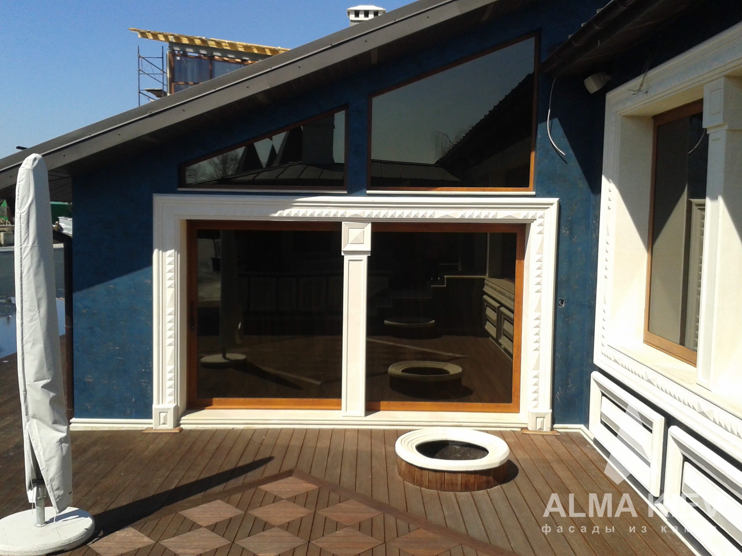 Framing windows and doors | Alma kiev